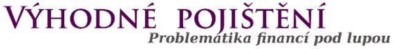 Výhodné pojištění logo